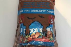 SPOOK FREE CHOCOLATEY CANDIES