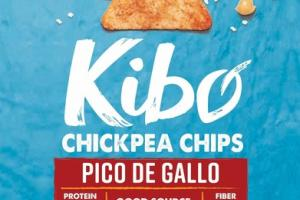PICO DE GALLO CHICKPEA CHIPS