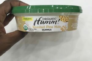 ROASTED PINE NUTS ORGANIC HUMM! HUMMS