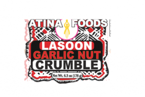 LASOON GARLIC NUT CRUMBLE