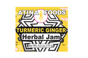 TURMERIC GINGER HERBAL JAM