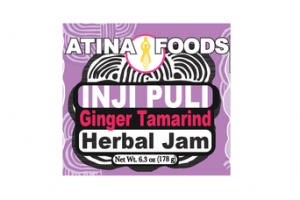 GINGER TAMARIND HERBAL JAM