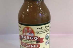 ORGANIC APPLE CIDER VINAIGRETTE