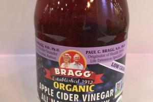 ORGANIC CONCORD GRAPE - ACAI APPLE CIDER VINEGAR ALL NATURAL DRINK