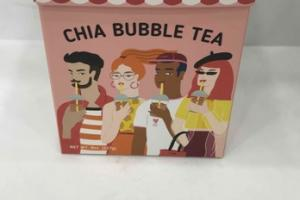 CHIA BUBBLE TEA