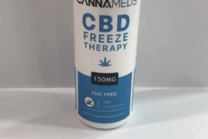 CBD FREEZE THERAPY 150MG ICY ROLL-ON