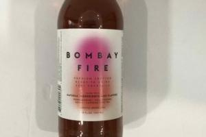 BOMBAY FIRE LIGHTLY SPARKLING SOFT COCKTAILS