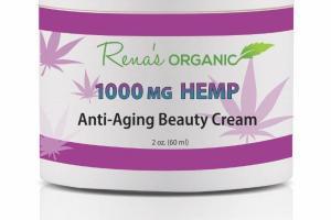 HEMP 1000 MG ANTI-AGING BEAUTY CREAM