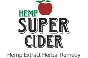 HEMP SUPER CIDER CONCENTRATE HERBAL  SUPLLEMENT