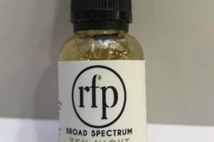 BROAD SPECTRUM ZEN NIGHT CBD TINCTURE 1000MG