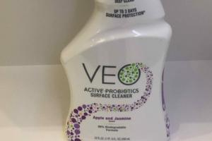 ACTIVE-PROBIOTICS SURFACE CLEANER, APPLE AND JASMINE SCENT