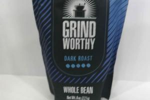 DARK ROAST WHOLE BEAN DAMN GOOD COFFEE
