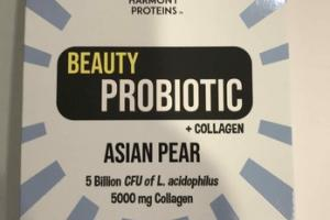 BEAUTY PROBIOTIC + COLLAGEN ASIAN PEAR