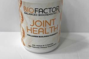 JOINT HEALTH DIETARY SUPPLEMENT CAPSULES