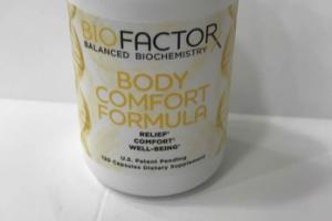 BODY COMFORT FORMULA DIETARY SUPPLEMENT CAPSULES