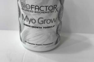 MYO GROW HUMAN GROWTH FORMULA DIETARY SUPPLEMENT CAPSULES
