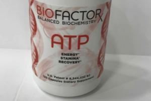 BALANCED BIOCHEMISTRY ATP ENERGY, STAMINA, RECOVERY CAPSULES DIETARY SUPPLEMENT