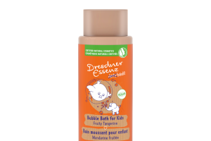 BUBBLE BATH FOR KIDS, FRUITY TANGERINE