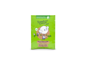 SCENTED BATH FOR KIDS, MELON-PEPPERMINT