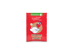 SCENTED BATH FOR KIDS, RASPBERRY