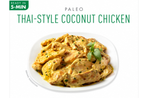 MILD THAI-STYLE COCONUT CHICKEN