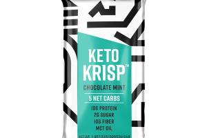 CHOCOLATE MINT PROTEIN BAR