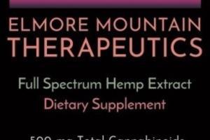 FULL SPECTRUM HEMP EXTRACT DIETARY SUPPLEMENT