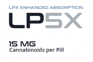 THC-FREE BROAD SPECTRUM LPX ENHANCED ABSORPTION LP SX CANNABINOIDS 15 MG HEMP SUPPLEMENT PILLS