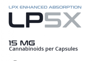 THC-FREE BROAD SPECTRUM LPX ENHANCED ABSORPTION LP SX CANNABINOIDS 15 MG HEMP SUPPLEMENT CAPSULES