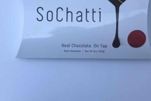 REAL DARK CHOCOLATE