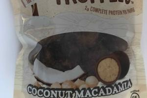 THE ORIGINAL COCONUT MACADAMIA ALL-NATURAL ENERGY TRUFFLE BITES
