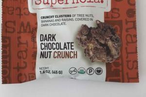 DARK CHOCOLATE NUT CRUNCH