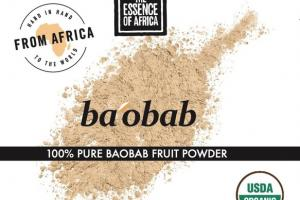 100% PURE BAOBAB FRUIT POWDER PLANTBASED NUTRITIONAL SUPPLEMENT