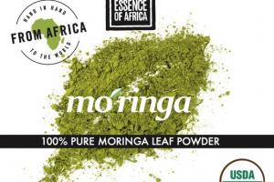 100% PURE MORINGA LEAF POWDER PLANTBASED NUTRITIONAL SUPPLEMENT