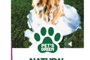 NATURAL PET SHAMPOO NOURISHES, SOOTHENS, HYDRATES, ORGANIC LAVENDER