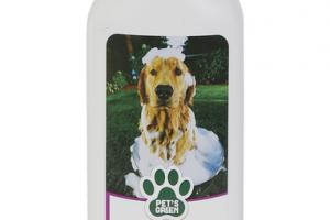 NATURAL PET SHAMPOO, ORGANIC LAVENDER