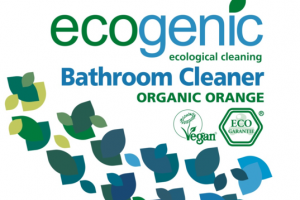 BATHROOM CLEANER, ORGANIC ORANGE