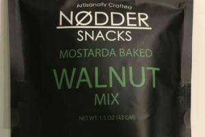 WALNUT MOSTARDA BAKED MIX
