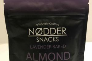 LAVENDER BAKED ALMOND MIX