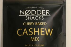 CURRY BAKED CASHEW MIX