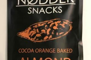 COCOA ORANGE BAKED ALMOND MIX
