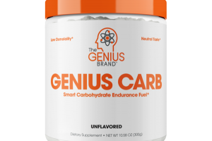 GENIUS CARB SMART CARBOHYDRATE ENDURANCE FUEL DIETARY SUPPLEMENT, UNFLAVORED
