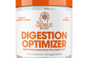 DIGESTION OPTIMIZER DIGEZYME MULTI-ENZYME COMPLEX DIETARY SUPPLEMENT VEGGIE CAPSULES