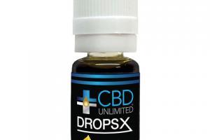 DROPS X DIETARY SUPPLEMENT, ORANGE