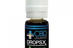 DROPS X DIETARY SUPPLEMENT, PEPPERMINT