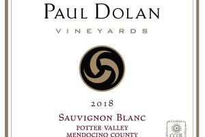 POTTER VALLEY MENDOCINO COUNTY SAUVIGNON BLANC 2018