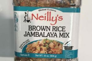 BROWN RICE JAMBALAYA MIX