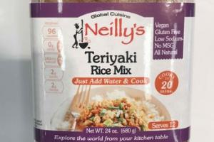 TERIYAKI RICE MIX