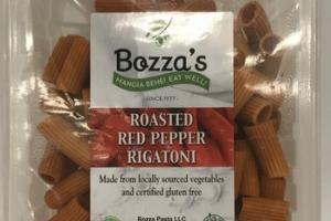 ROASTED RED PEPPER RIGATONI