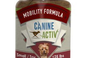 SMALL/TOY ?25 LBS MOBILITY FORMULA CAPSULES